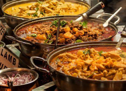 Rezepte Indien Chicken Curry