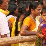 Tempel in Varkala Südindien
