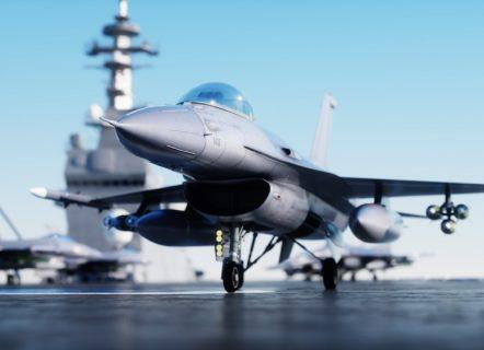F16 Kampfflieger Konflikt Krieg Indien China Pakistan